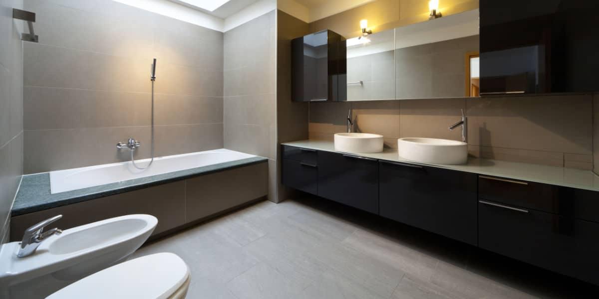 nouvelle salle de bain tendance